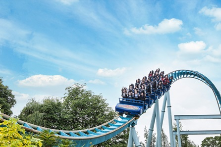 Visit to Drayton Manor Theme Park for Two Adults