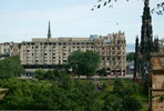 One Night Break with Dinner for Two at the Edinburgh City Hotel, Princes Street