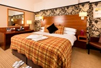 One Night Break with Dinner for Two at the Mercure Livingston Hotel