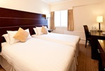 One Night Break for Two at the Glasgow City Hotel