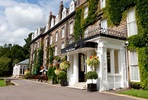 Champagne Afternoon Tea for Two at The Old Swan Hotel