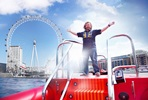 Thames Rocket Speed Boat Voyage for One