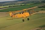 20 minute Tiger Moth Flight and IWM Duxford Entry
