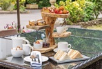 Champagne Afternoon Tea for Two at the Two AA Rosette Arbor Restaurant, Bournemouth