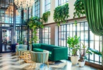 Afternoon Tea for Two at The Curtain 5* Hotel & Members' Club, Shoreditch