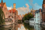 Beautiful Bruges Day Trip for Two
