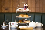 Chester City River Sightseeing Cruise and Afternoon Tea at Abode for Two