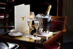Complete Three Course Champagne Celebration Dining for Two at Marco Pierre White's London Steakhouse Co