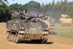Dads and Lads Tank Driving Experience