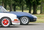 Double Classic Car Drive plus High Speed Passenger Ride