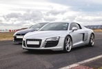 Double Supercar Thrill plus High Speed Passenger Ride and Photo - Weekday