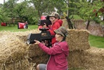 Family Laser Combat Adventure for Four