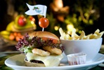 Family Two Course Dining Experience with Soft Drinks for Two Adults and Two Children at Rainforest Café