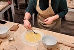 Filled Pasta Making Class with Prosecco at the Bellavita Academy