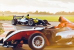 Formula 1000 Single Seater Race Car Experience