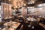 Four Course Luxury Feast with Laurent Perrier Champagne for Two at Gaucho, London