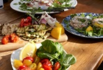 Full Day Cookery Class with Market Tour at Enrica Rocca, Notting Hill