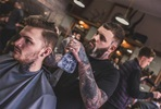 Gentleman's Haircut, Traditional Wet Shave and Two Professional Products at MR.Barbers