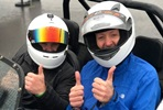 Half Day Drift Hero Experience with Lunch at Donington Park
