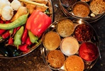 Half Day Indian Cookery Class at the Cooking Academy