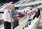 West Ham Legends Tour at London Stadium