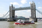 Luxury Champagne Afternoon Tea & Thames River Cruise for Two
