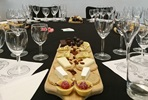 Luxury Wine, Champagne and Port Tasting paired with Cheese and Truffles