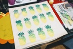 Make your Own Lino Printed Tote Bag or T-Towel Creative Workshop
