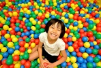 Indoor Soft Play Entry at Gambado for One Adult and One Child