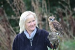 One Hour Private Owl Encounter for Two at Millets Falconry