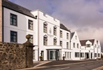 One Night Antrim Coastal Break with Dinner for Two at the 4* Ballygally Castle Hotel