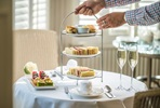 One Night Bath City Break with Prosecco Afternoon Tea at the 5* Roseate Villa and Entrance to the Thermae Bath Spa for Two
