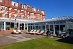 One Night Coastal Break for Two at Bournemouth West Cliff Hotel