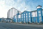 One Night Coastal Escape at The Big Blue Hotel and Wristbands for Blackpool Pleasure Beach for Two