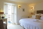 One Night Cornish Coastal Escape for Two at Lugger Hotel, Portloe