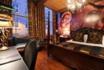 One Night Manchester City Break with Dinner for Two at the Luxury Velvet Hotel