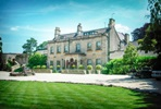 One Night Relaxing Retreat Spa Break with Dinner and Treatments for Two at Charlton House