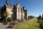 One Night Scottish Escape for Two at Stonefield Castle, Loch Fyne