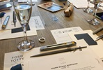 Personalised Silver Charm Making Workshop with Prosecco at Posh Totty Designs
