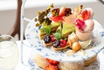 Prosecco Afternoon Tea for Two at the Bartley Lodge Hotel