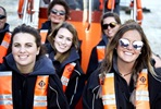 Ride the Tiger London Family Speedboat Experience