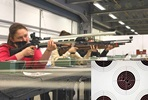 Rifle Target Shooting Experience for Two at Bisley Camp