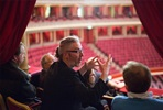 Royal Albert Hall Tour and Three Course Lunch with Wine for Two