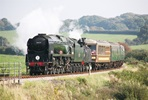 Sea Cruise and Steam Train Adventure for Two