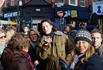 Shoreditch Foodies Tour with Tastings and Drinks for Two