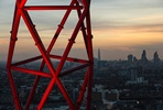 Skyline Views at the ArcelorMittal Orbit and Gin Tasting River Cruise for Two