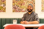 South Indian Vegan Four Course Meal with a Bottle of Prosecco for Two at Ooty, London