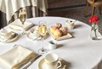 Sparkling Cream Tea for Two at Mallory Court Country House Hotel
