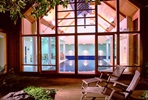 The Reviver Spa Day with Treatments and Sparkling Wine Lunch for Two at The Spread Eagle Hotel