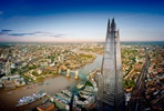 The View from The Shard and Bottomless Pizza at Gordon Ramsay's Street Pizza for Two